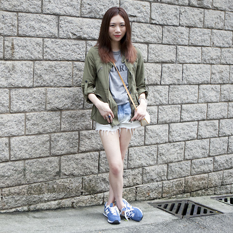 new balance outfit blog