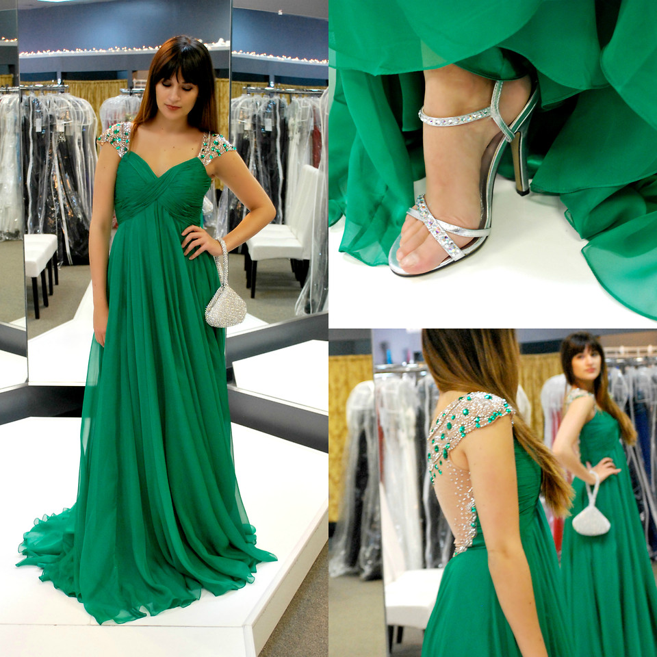 Sherri Hill Dress - TJ Formal Look