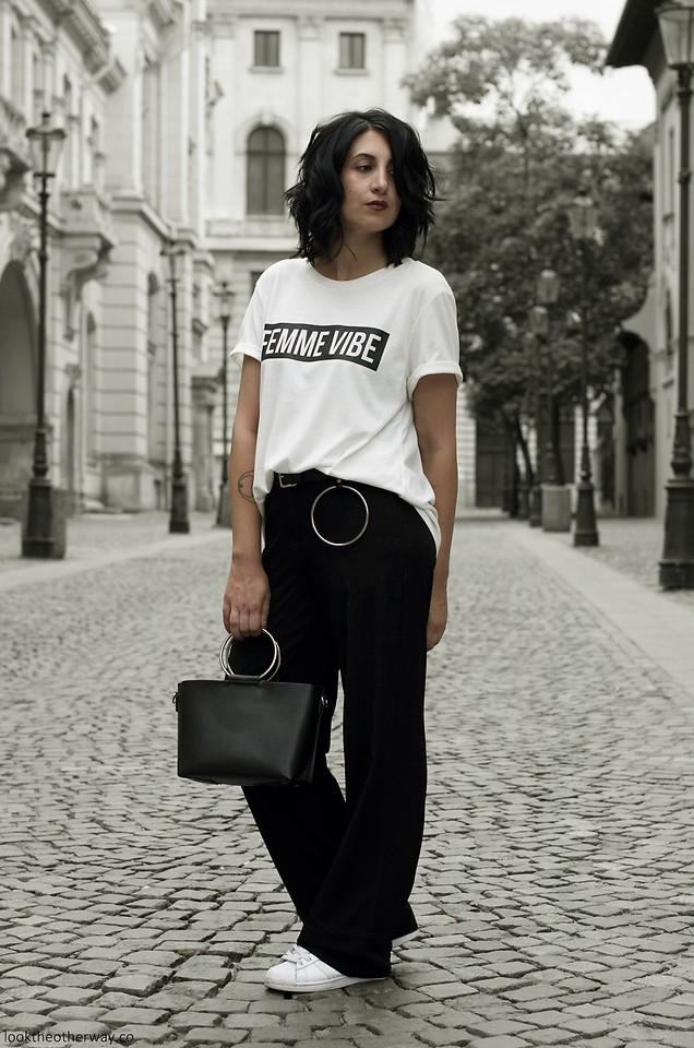 adidas superstar femme look