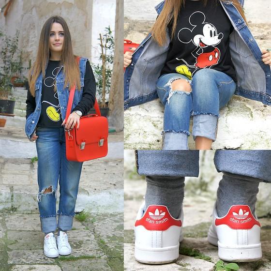 Annalisa Masella (www.insideme.it) - Zara, Zara, Adidas Stan ...