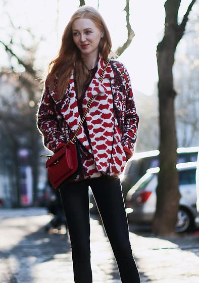 Jorinna Scherle , Lala Berlin Atelier Jacket, Marni Trunk