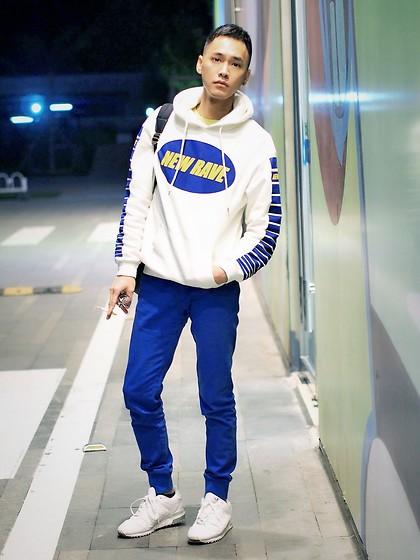 h&m adidas hoodie