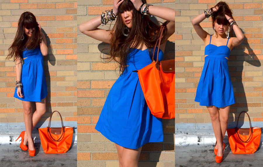 Jenny Pham - Urban Outfitters Blue