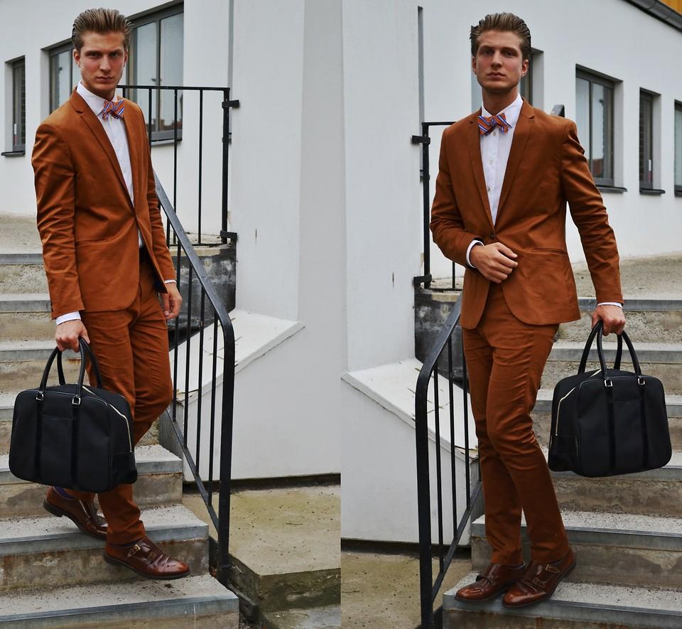 Anderna ven Städa sovrummet  Robin Nilsson - Tiger Of Sweden Bag, Tiger Of Sweden Shoes - Suit up! |  LOOKBOOK