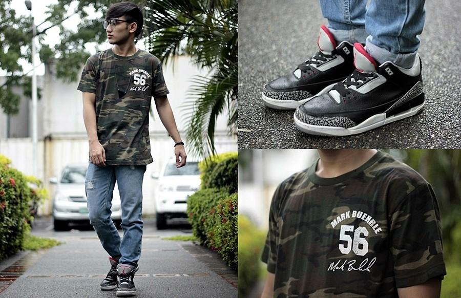 Stephen Garcia - Nike Air Jordan 3