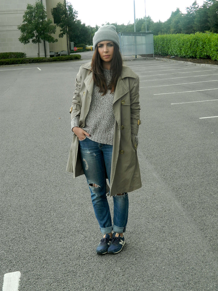 new balance con jeans mujer