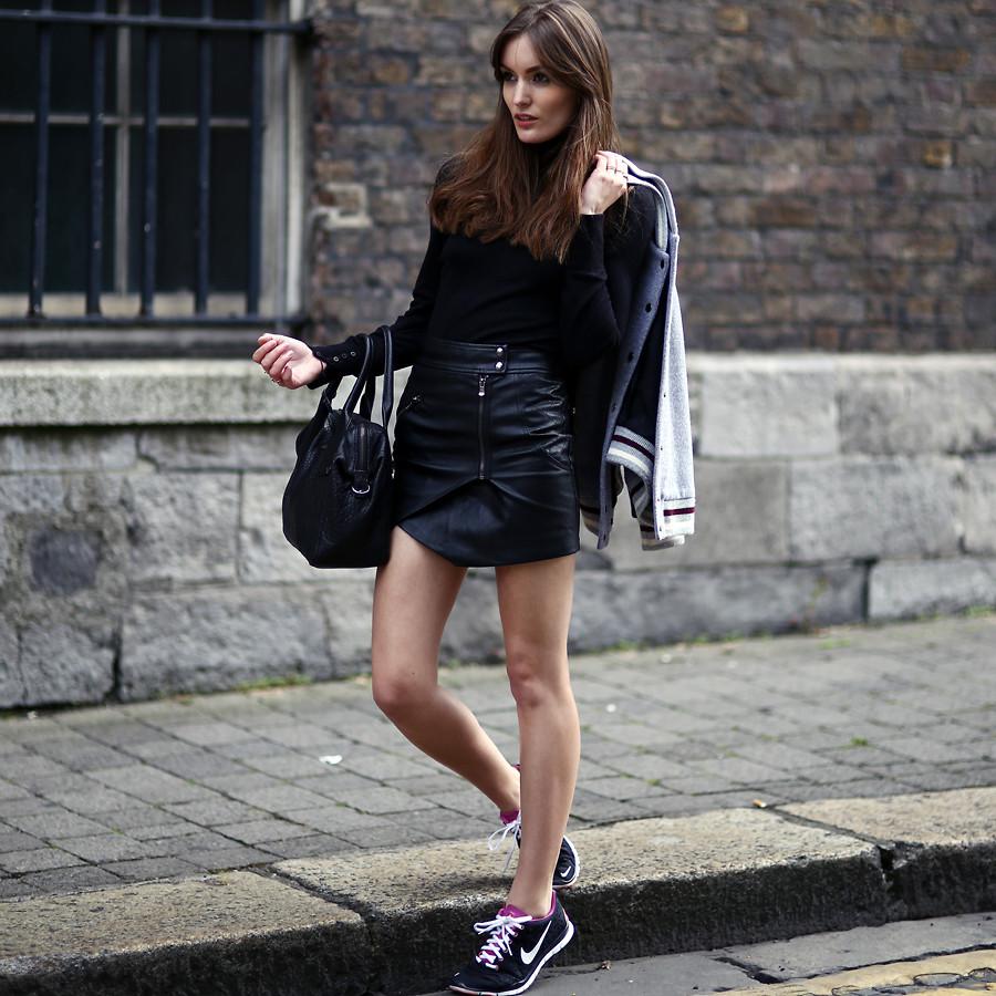 skirt trainers