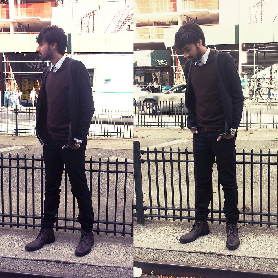 H\u0026M Slim Chinos, Apt 9 Fashion Boots