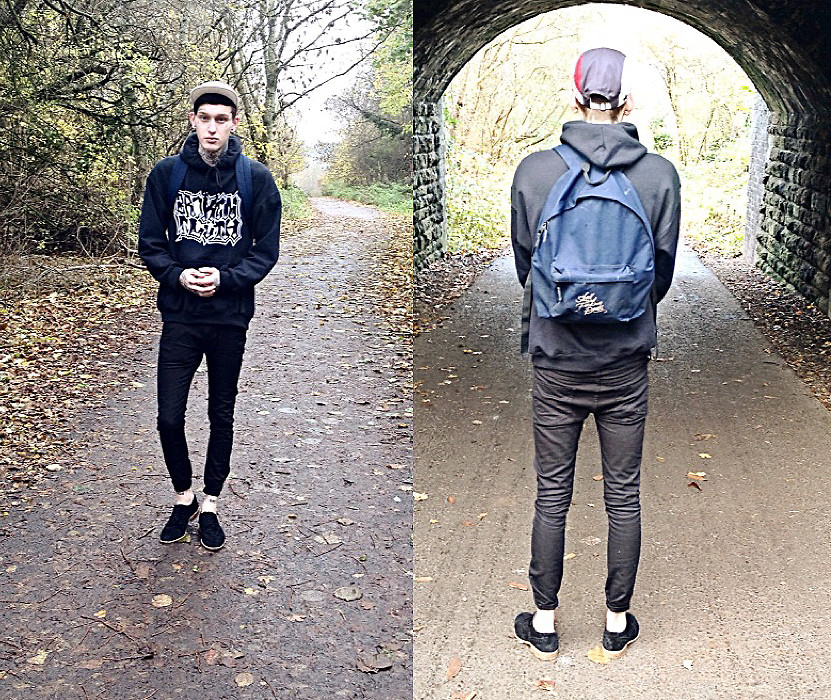 vast selection special section sale uk Aidan Morris - Broken Teeth Hoodie, Decades 5 Panel, Topman ...