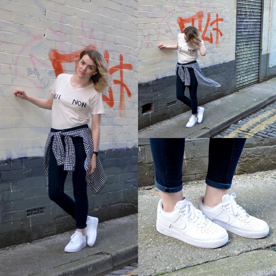 Buenos precios comprar el más nuevo llega Georgie J - Topshop T Shirt, New Look Shirt, Topshop Jeans, Nike ...