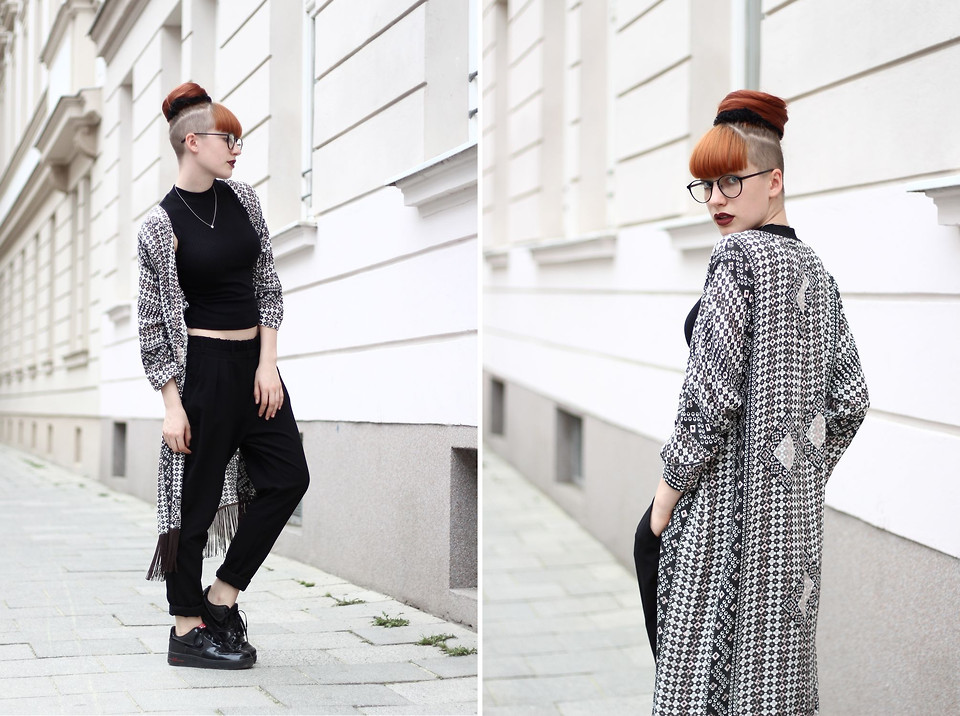 compras seleccione para auténtico talla 40 Kaj Lydia - Vila Kimono, Nike Air Force 1, New Look Cropped ...