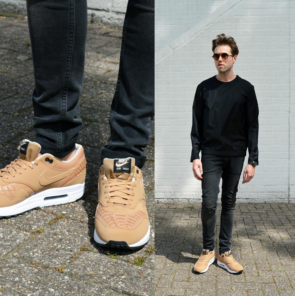 nike air max 1 jeans