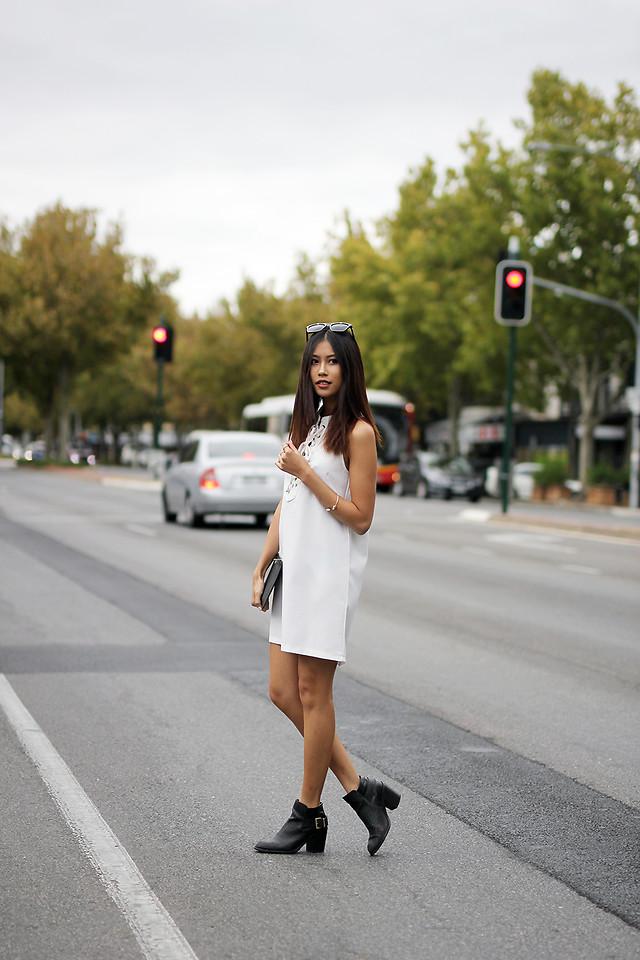 Jody Nguyen - Zara Boots - Rustic