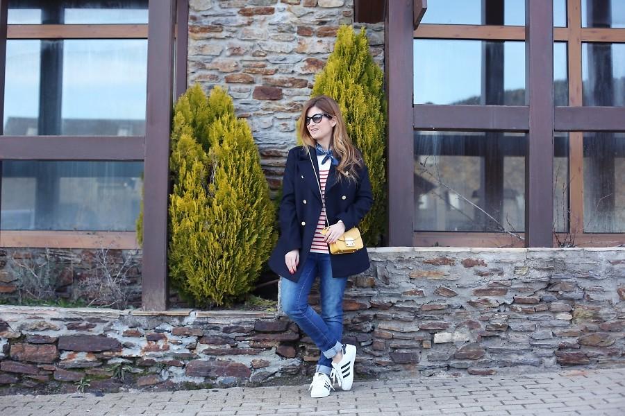 mejor baratas zapatos elegantes mas bajo precio A TRENDY LIFE - New Look Abrigo, Gap Jersey, Levi's Pañuelo, Furla ...