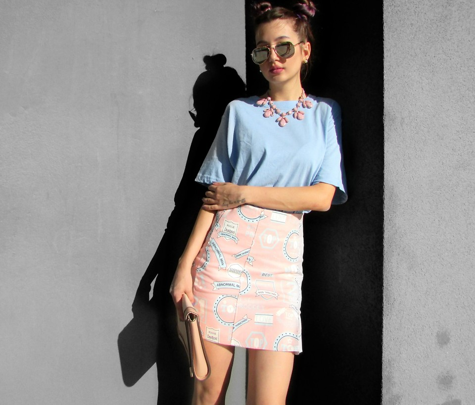 Fashionista NOW: 10 Ways To Style Baby BLUE And Satisfy Your Pastel Craving
