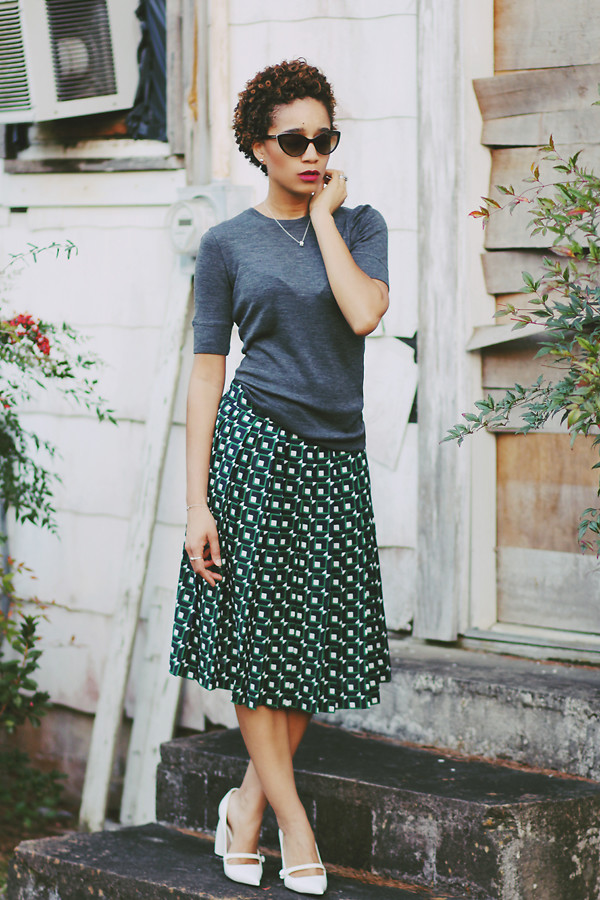 Fashionista NOW: 7 Effortless Ways To Wear Your Midi Skirts More Often