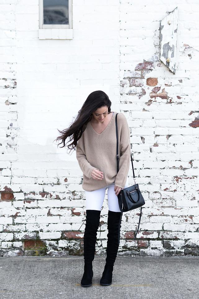 Megan Elliott Equipment Rei Crew Neck Sweater Rebecca