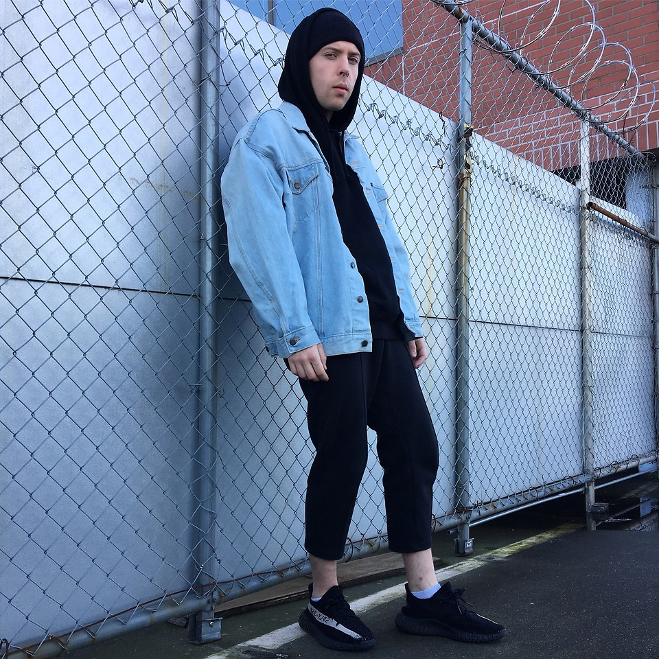 Marshall Heritage Levi's® Denim Jacket, Adidas X By O