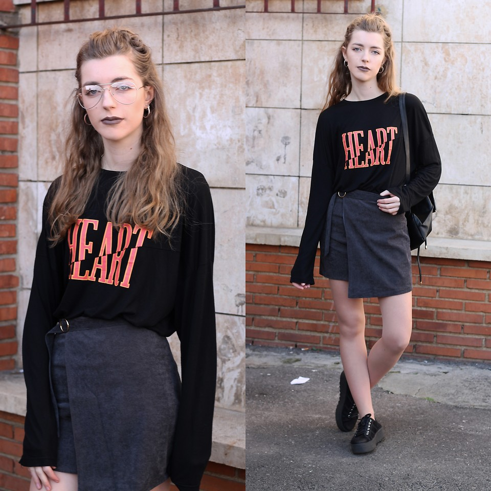 Fashionista NOW: Ways To Wear Slogan Or Graphic Tees Stylishly