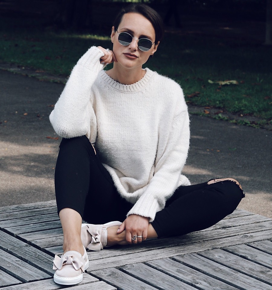 Fashionista NOW: How To Style A Sweater In A Cozy Casual OOTD?