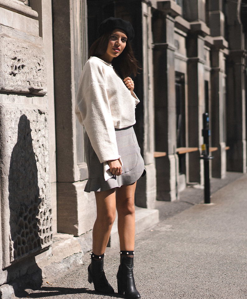 Fashionista NOW: How To Slay The Sweater And Skirt Combo?