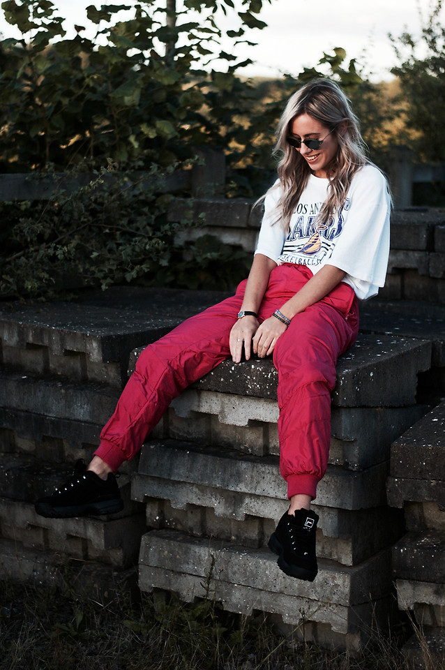 Fashionista NOW: How To Update Your Jogger Sweatpants Style Game?