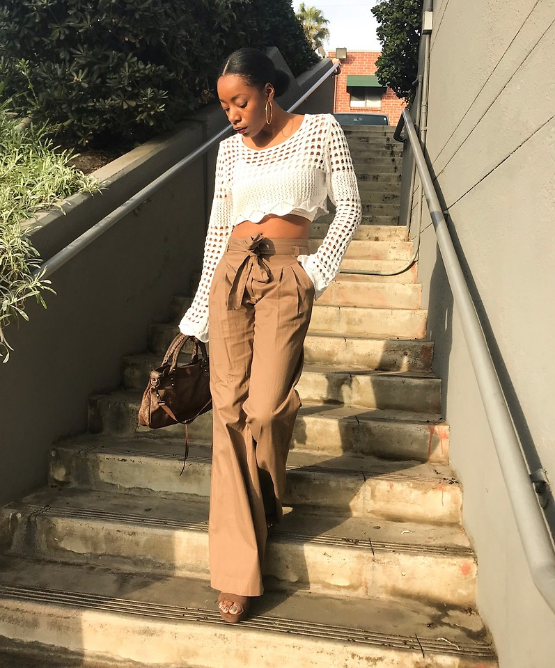 Fashionista NOW: Current Ways To Wear Your Palazzo Pants With A Street Style Flair