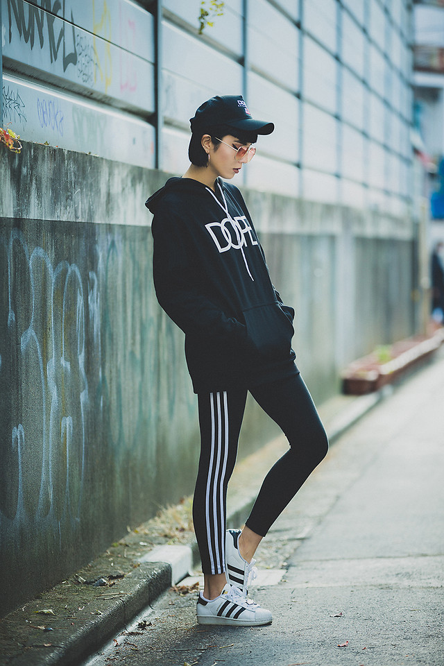 Fashionista NOW: How To Nail The Sporty Look The Way Bloggers Do?