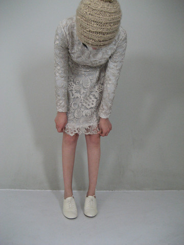 Nan Nan - Topshop Shoes, Taobao Dress - X'mas dress