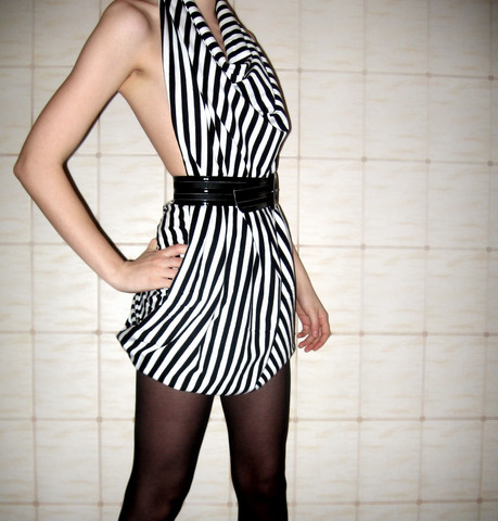 "Salla . - ""Dress"", Secondhand Belt - 