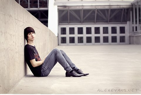 Alex Evans - Aldo Shoes, Kill City Jeans, Diesel T Shirt - Temporary, only temporary