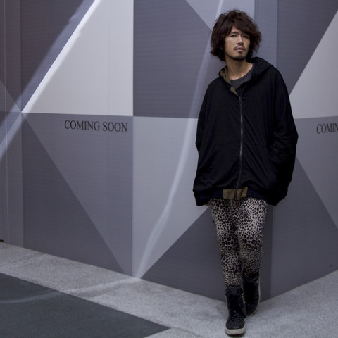 AD Huang - Immense Cloak, Code Pant, Shoes - Coming soon