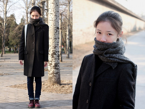 Winterf Wang -  - Jilsander*uniqlo