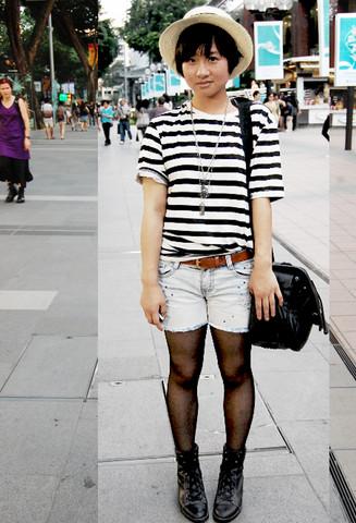 Chelsi Mittelholzer American Apparel Lace Print Bodycon