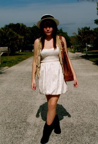 Graffiti Print Oversized Hoodie Dress