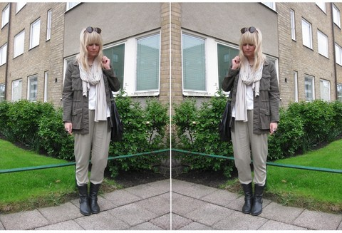 Sofie Ekstrom - H&M Pants, Jc Jacket - ....