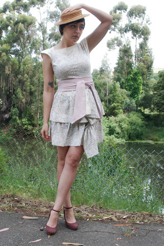 Cali Vintage - Marc By Jacobs Jersey Dress - By the lake