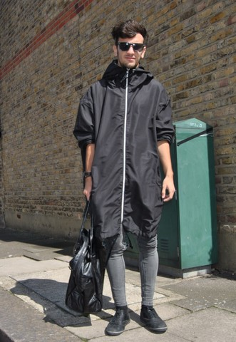 Alfredo Laurino - Cheap Monday ., Cheap Monday Jackets, Cheap Monday Skinny, Asos Bag - Manor House