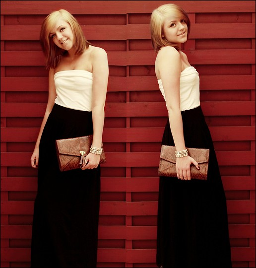 Dany . - H&M Isi's Skirt, H&M Bag - It's not my fault so please don't trip