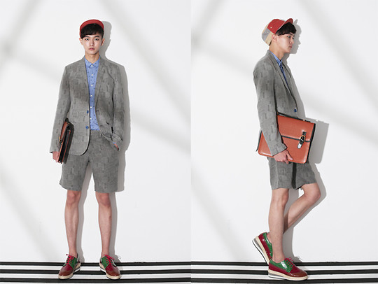 Boy Chics -  - Suit in casual