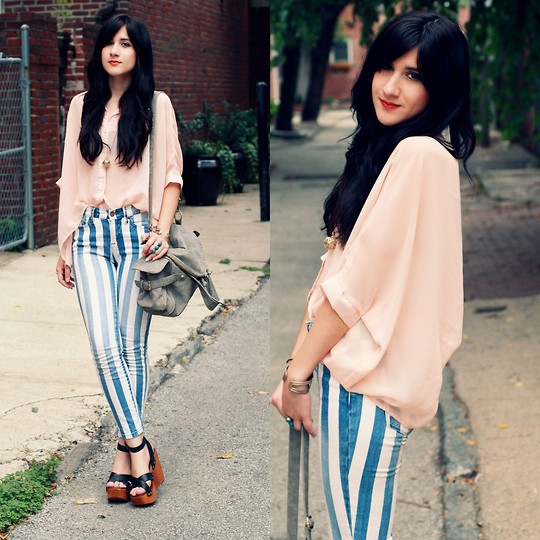 Bonnie Barton - Top, Urban Outfitters Pants - You Got to be Free