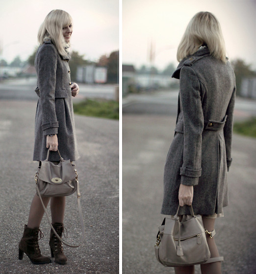 Jana Wind - Zara Coat, Boradaisy Bag - The new coat