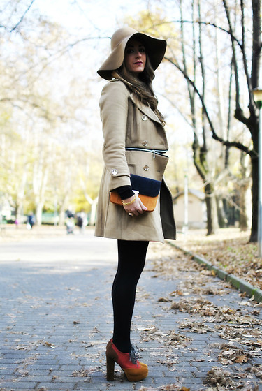 Nicoletta Reggio - I Love My Shoes, Cosmoparis, Romwe, H&M - Dreaming Central Park