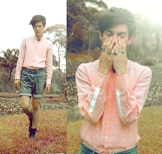 Vini Uehara - Ronzaro Shirt, Antonieta Rings - You've Got the Love