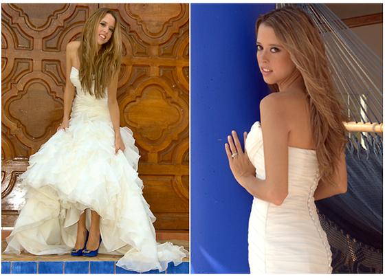 Raquel Canas St Patrick Dress Manolo Blahnik Shoes My