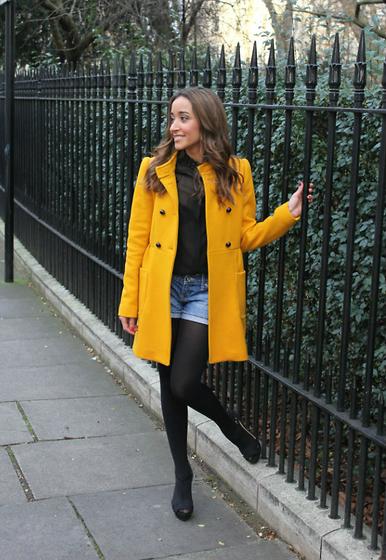 Besugarandspice FV - Zara Jacket, Zara Bag, Mango Blouse