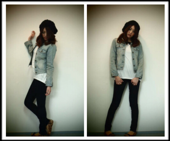 Chiro ♡ - Jeffrey Campbell Shoes, J Brand Pants, Okiraku Tops - Denim&Leopard