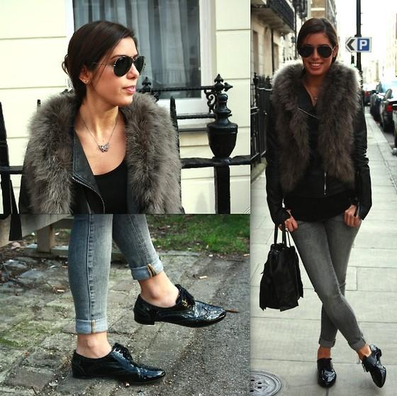Natalie Feather MZara VestJeansMiu ShoesPinko Feather Natalie MZara wvm8nN0