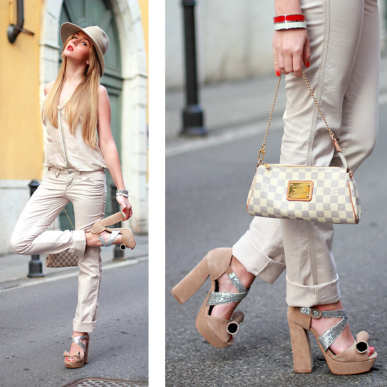 Darya Kamalova -  - TOTAL BEIGE & ROMWE GIVEAWAY ON MY BLOG