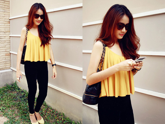 Namwhan Sirisayan -  - My yellow <3
